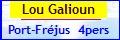 Location Port-Fréjus 83600 1 chambre parking privé Résidence Open